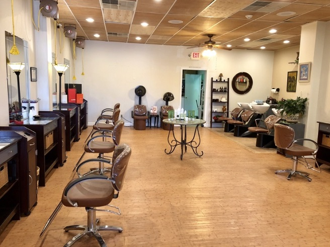 norfolk hair color salon